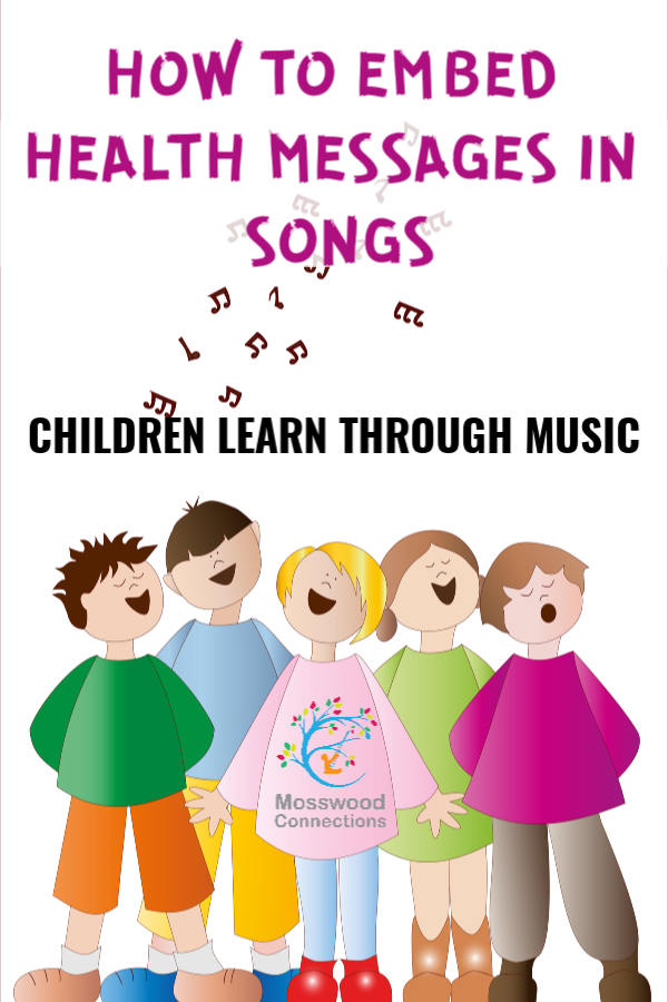 Embedding Health Messages in Songs - Mosswood