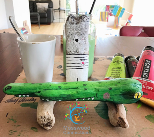 Driftwood Memories Creation. #mosswoodconnections