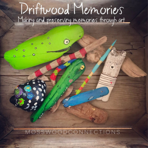 Driftwood Memories #mosswoodconnections