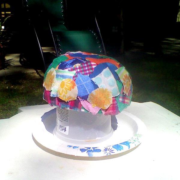 Fabric Bowl DIY Gift Prep