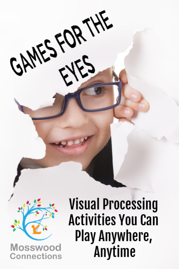 Games for the Eyes that You Can Play Just About Anywhere