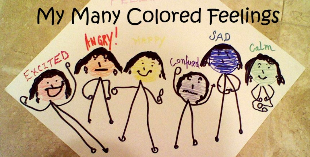 My Many Colored Feelings#mosswoodconnections #sensory #preschool #artprojects