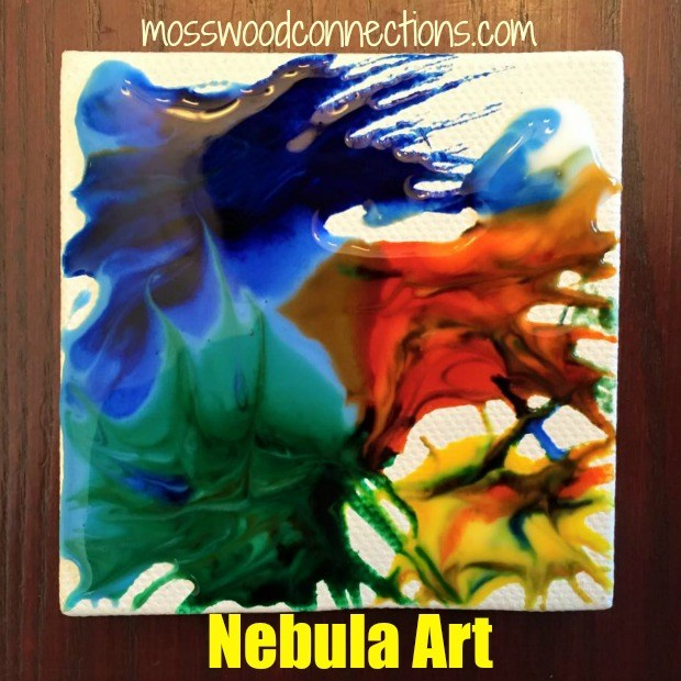 Nebula-Painting #mosswoodconnections