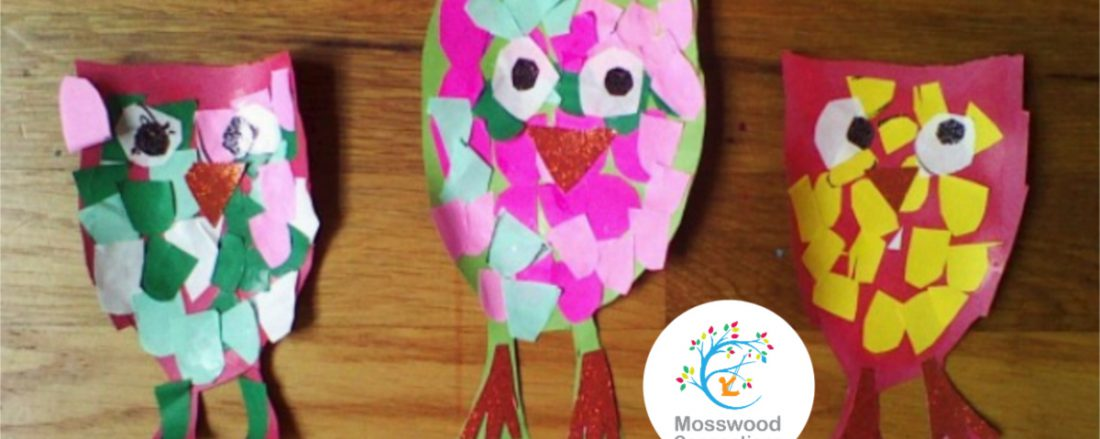 Owl Art Project and Learning Unit