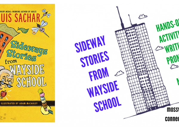 Sideways Stories from Wayside School Literature Unit #mosswoodconnections #bookextensionactivities #homeschooling #SidewaysStories #UnitStudy #literacy