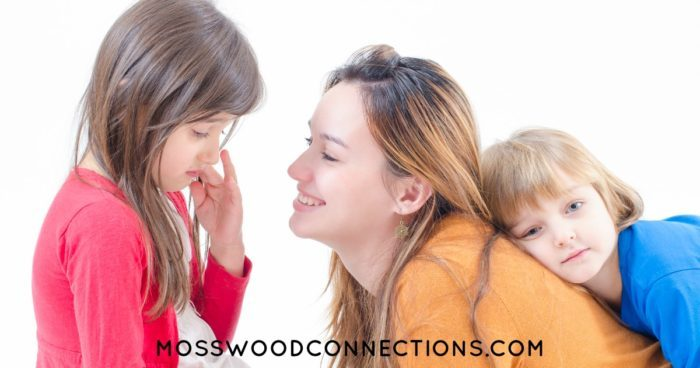 Soothing the Anxious Child; tools and strategies to help children take control of their anxiety #mosswoodconnections
