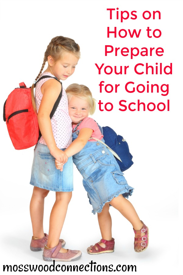 Tips on Ways to Help Prepare Your Child for School #backktoschool #parenting #mosswoodconnections
