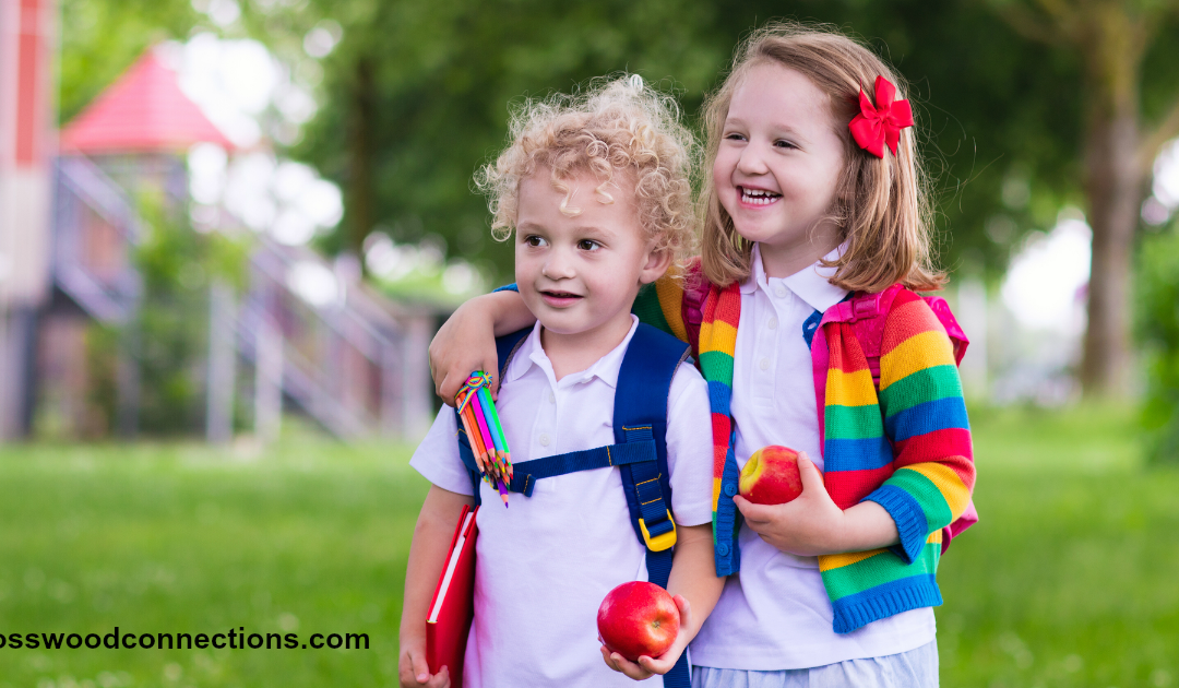 Tips on Ways to Help Prepare Your Child for School #mosswoodconnections  #kids #prepareyourchildforschool