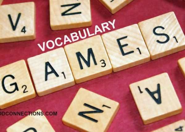 Vocabulary Games for Elementary Students #mosswoodconnections