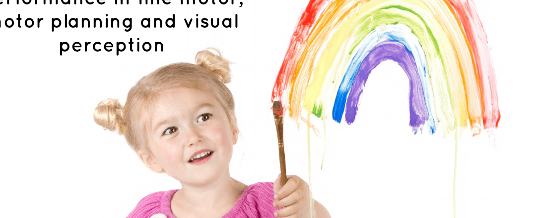 Window Tracing Fine Motor & Vision Game #mosswoodconnections #visionskills #finemotor #preschool