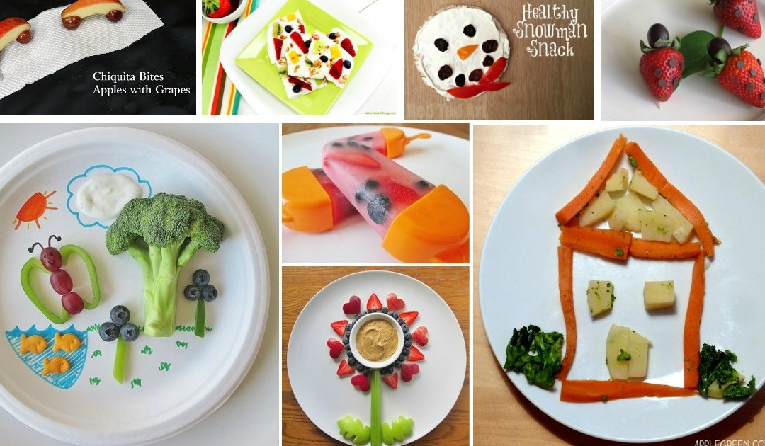 Fun and Healthy Spring-Themed Snacks for Kids