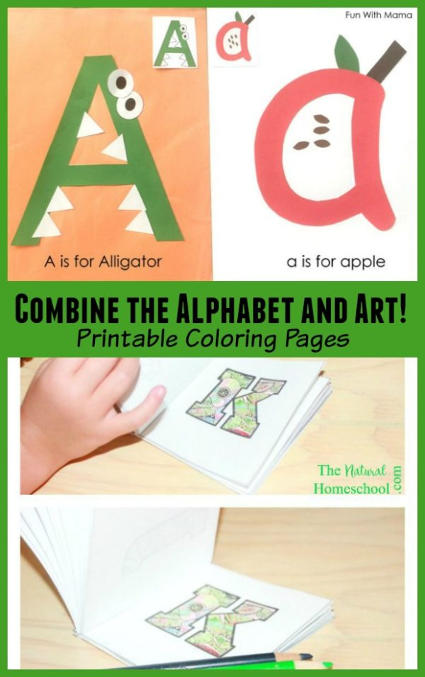 Pre-handwriting and Alphabet Printables #mosswoodconnections #alphabet #handwriting #finemotor #homeschooling