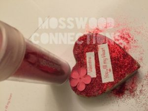 Confetti Heart Boxes Non-Candy Valentines - Mosswood