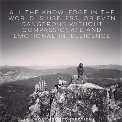 Emotional Intelligence #mosswoodconnections