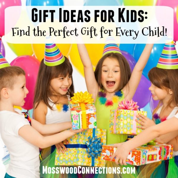 Gift Ideas for Kids: Find the Perfect Gift for Every Child, a collection of giftguides for kids  #mosswoodconnections #giftguides #teens #tweens #activetoys #holidays