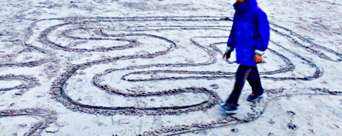 GROSS MOTOR MAZE GAMES THE KIDS WILL LOVE! #mosswoodconnections #mazes #grossmotor #sensory