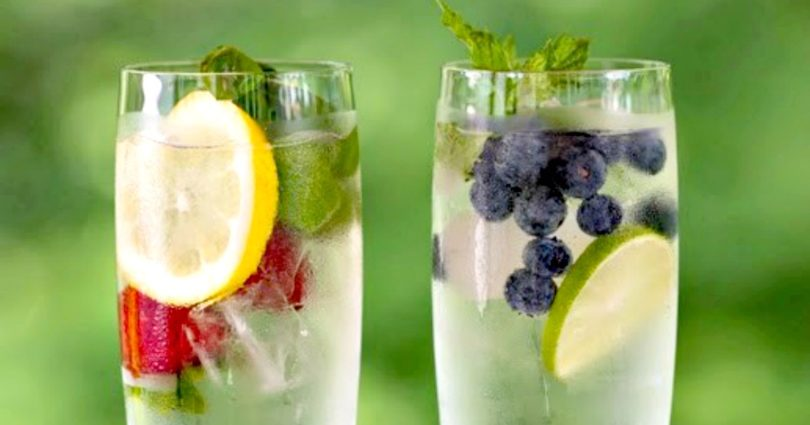 Amber's Infused Water Recipes #mosswoodconnections #infusedwaterrecipes