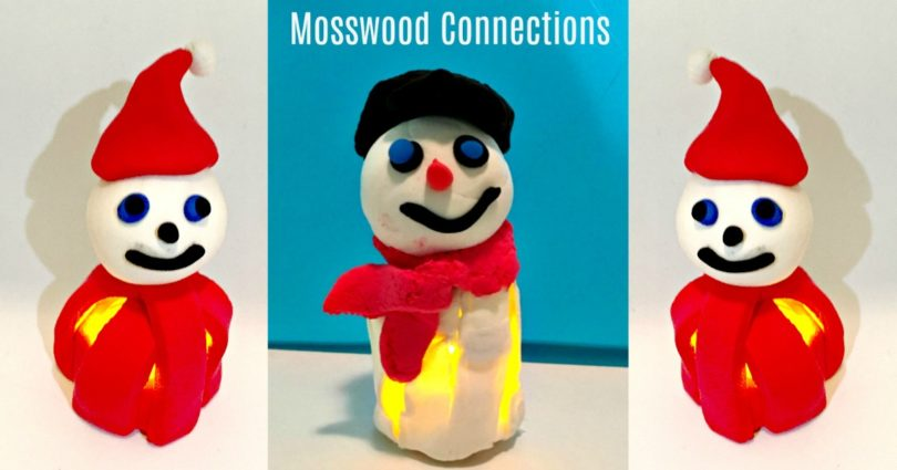 Lighting Up the Holidays With Kid-Made Ornaments #mosswoodconnections #ornaments #kid-made #holidays