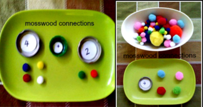 MATH CAPS – A Math Facts Game #mosswoodconnections #tellingtime #parenting  #homeschooling
