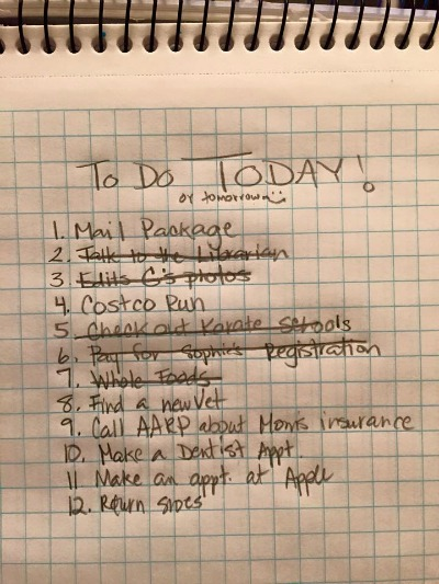 Minimalist Manifesto Day 3 #mosswoodconnections