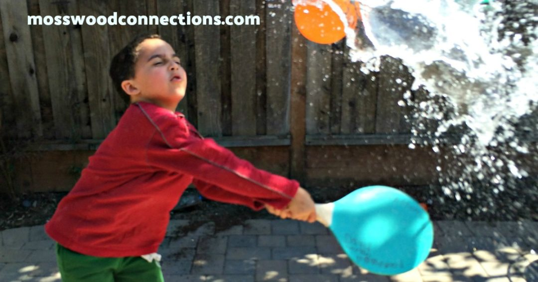 Our Favorite Outdoor Toys for Kids #mosswoodconnections
