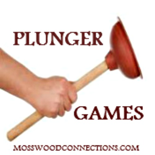Plunger Games! A Silly Relay Race for Kids #mosswoodconnections #grossmotor #relayrace #fieldgames