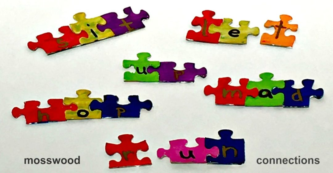 Puzzle Words #spelling #mosswoodconnections #homeschooling #education #writingskills