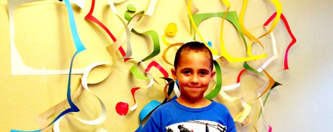 Rainbow Spaghetti Wall; a Fine Motor Adventure. Practice Scissor Skills and Make Fun Wall Art Hand strength, pincer grasp, visual-spatial skills, scissor & pre-writing skills #mosswoodconnections #finemotor #scissorskills #crafts