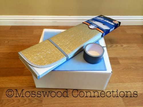 Heating Up Summer Creativity by Constructing a Solar Oven #mosswoodconnections #science #solarscience #education #homeschool
