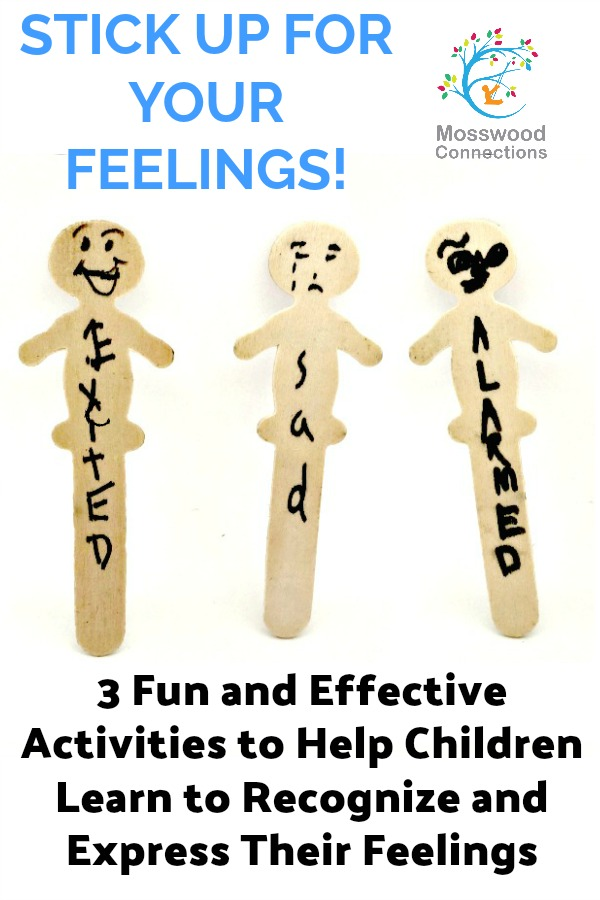 Social Thinking Activities: Stick Up For Your Feelings!-Social Skills Activity #mosswoodconnections #autism #socialskills #feelings