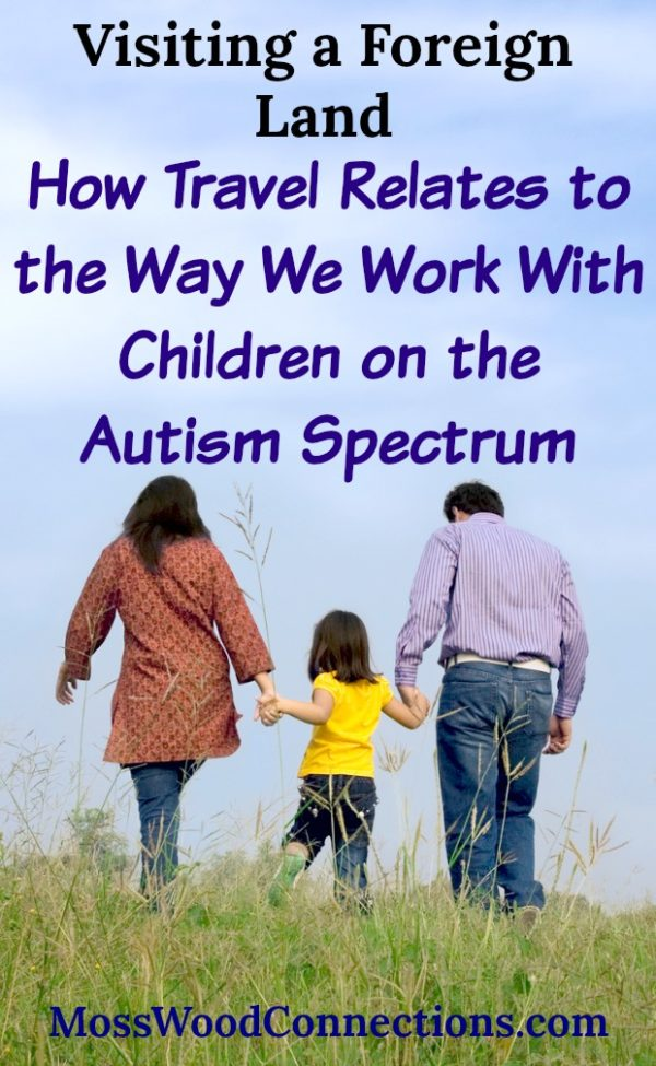Understanding and Having Empathy for Children on the Autism Spectrum #mosswoodconnections #autism #ASD
