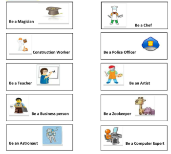 picture about Charades Printable identify What Task Do Your self Require Charades - Mosswood