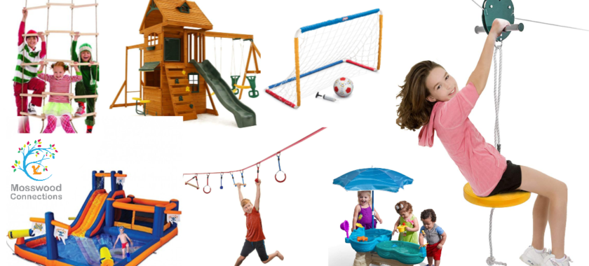 The Best Toys for Summer Fun and Learning: Discover outrageously fun outdoor toys for kids! #mosswoodconnections #summerfun #outdoortoys #giftguide