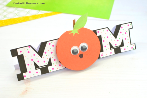 DIY Mother's Day Gift  #mosswoodconnections #crafts #parenting  #mothersday #DIY #homemadegift