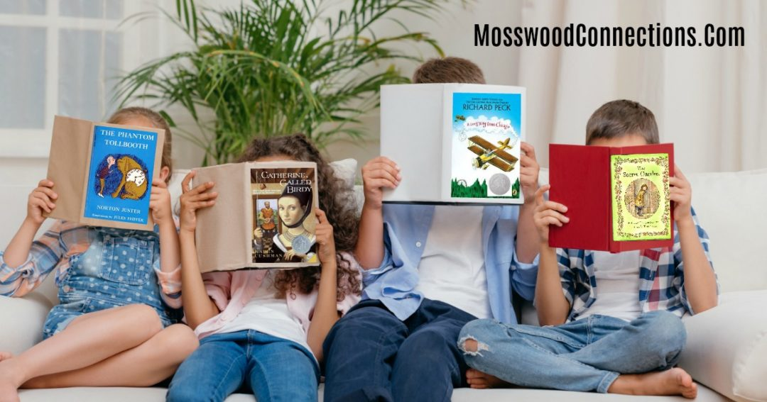 Comprehensive Intermediate Book Lesson Plans and Hands-on Activities That Make Reading Books So Much More Fun #mosswoodconnections #readingcomprehension #education #homeschooling