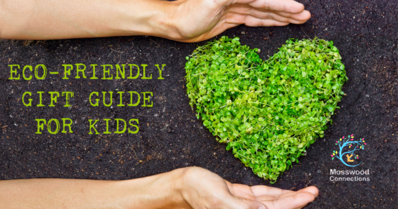 Eco-Friendly Gift Guide for Kids #mosswoodconnections