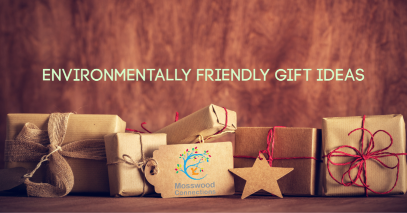 environmentally friendly gift ideas #mosswoodconnections