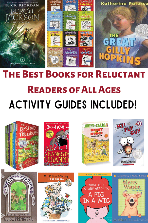 Help Children Get a Good Foundation in Reading_ Picture Books for Reluctant Readers #mosswoodconnections #picturebooks #learntoread #reluctantreaders