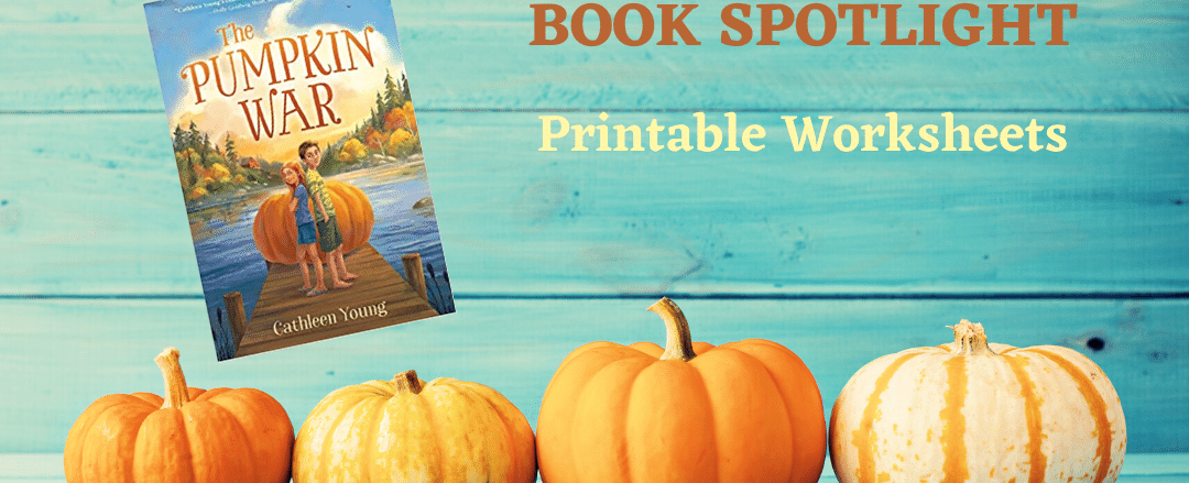 The Pumpkin War Book Spotlight