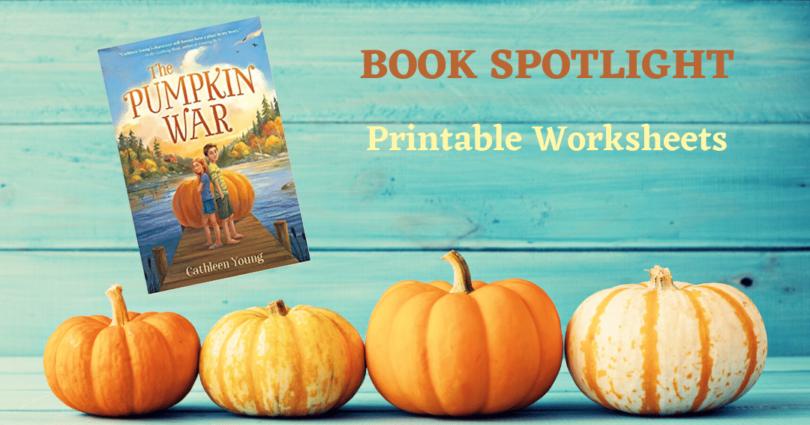 The Pumpkin War Book Spotlight